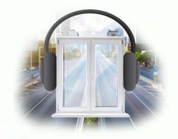 Роль профиля и уплотнителей в звукоизоляции окна