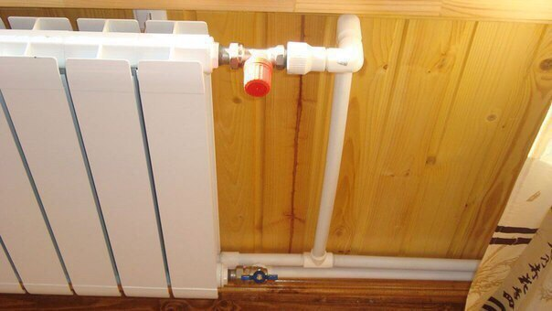 Монтаж двухтрубной системы отопления своими руками