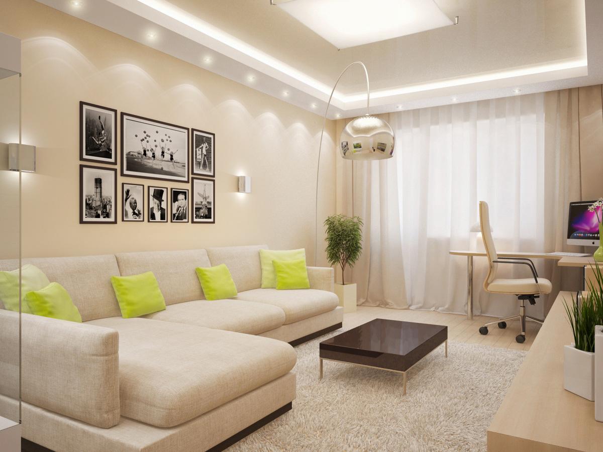 Ремонт квартир и дизайн интерьера