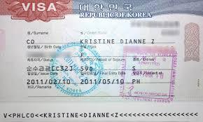 Оформление рабочей корейской визы для жителей Казахстана: условия и возможности
