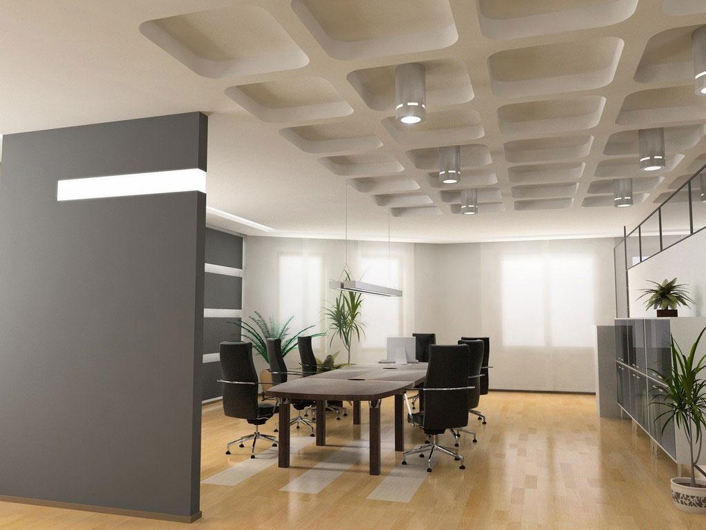 Ремонт офиса: интерьер и качество превыше всего!