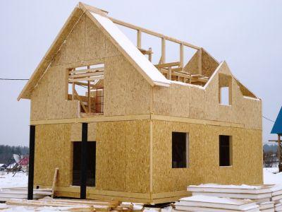 Щитовой дом: преимущества и недостатки