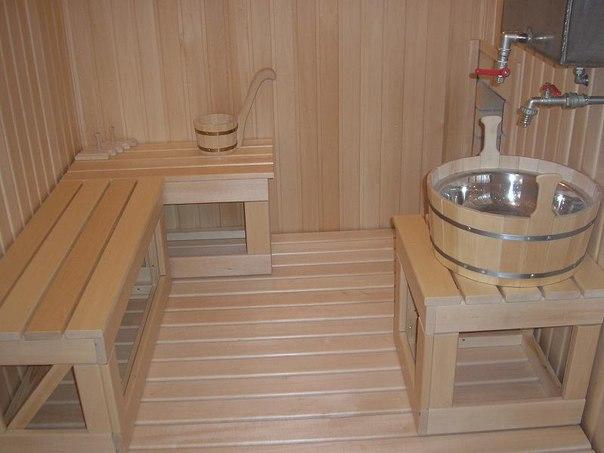 Баки в баню: особенности, разновидности и правильная установка