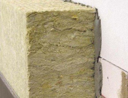 Как выбрать минеральную вату для утепления фасада дома