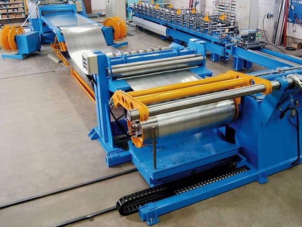 Резка металла по методу поперечно-продольной обработки: назначение и оборудование