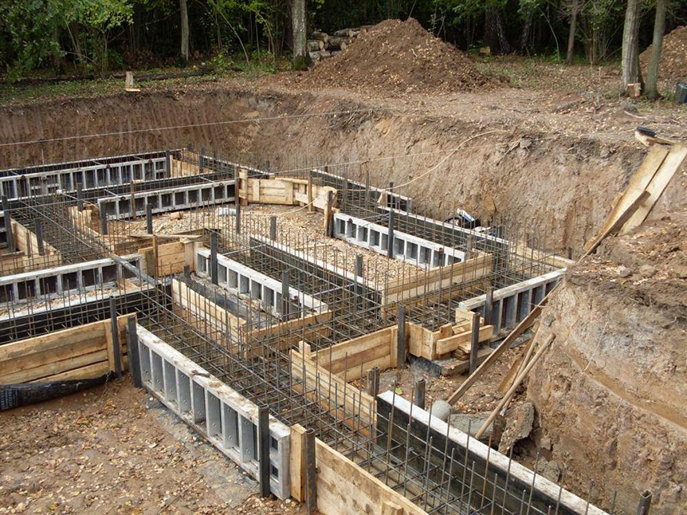 С чего начать постройку дома?