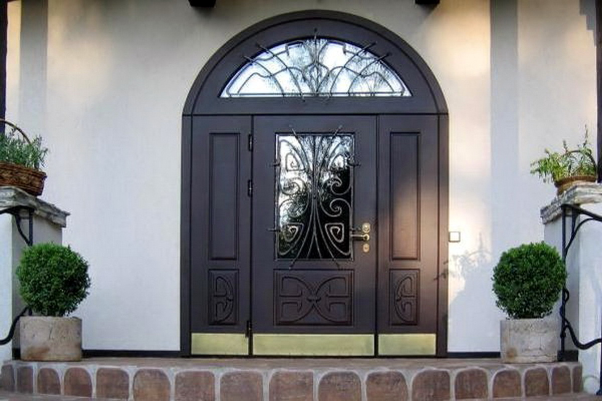 Входные двери. Надежный вход и выход