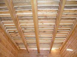 Нестандартные решения усиления деревянного перекрытия