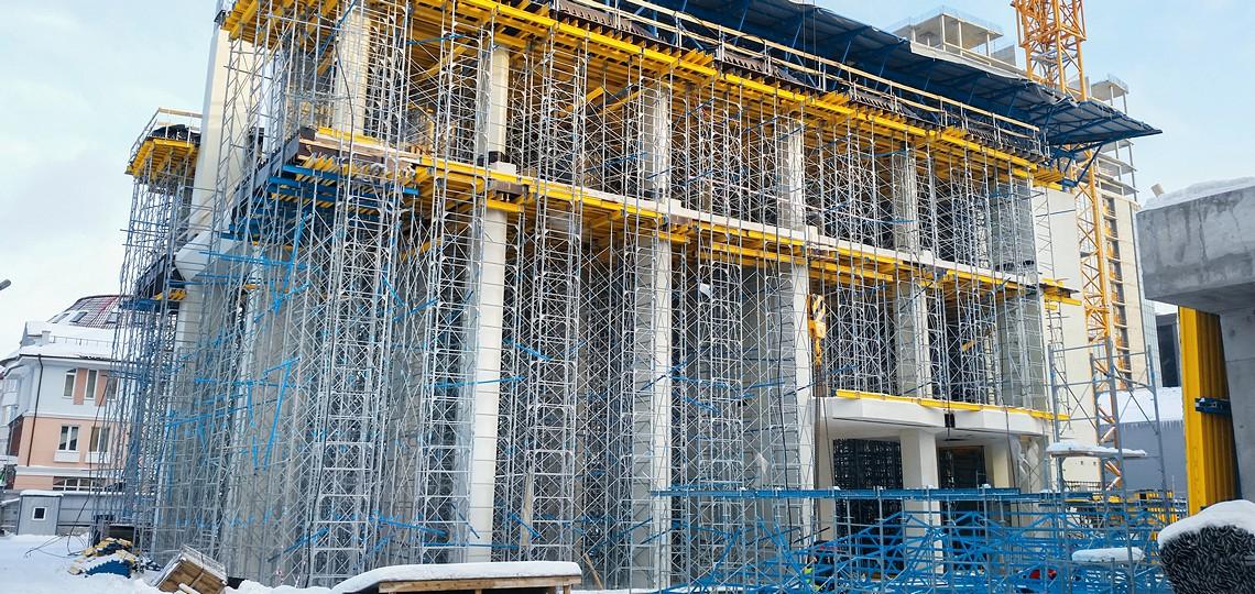 Оптимизация строительных расходов на аренде опалубки
