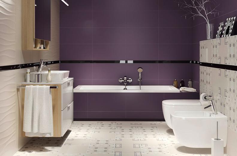 Технология облицовочных работ в ванной комнате
