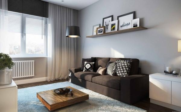 Преимущества в ремонте и оформлении малогабаритного дома