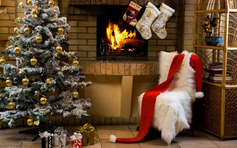 Как создать новогоднюю атмосферу в доме?