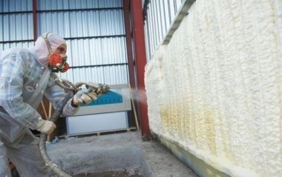 Технология утепления пеноизолом в Севастополе