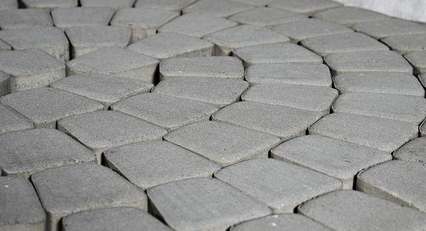 Технология производства тротуарной плитки методом литья