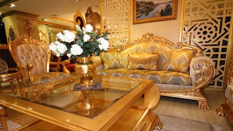 Откуда берутся винтажные диваны и другая старинная мебель в интерьере?