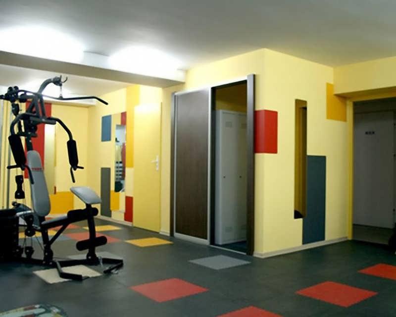 Плюсы и минусы модульной плитки для тренажерного зала