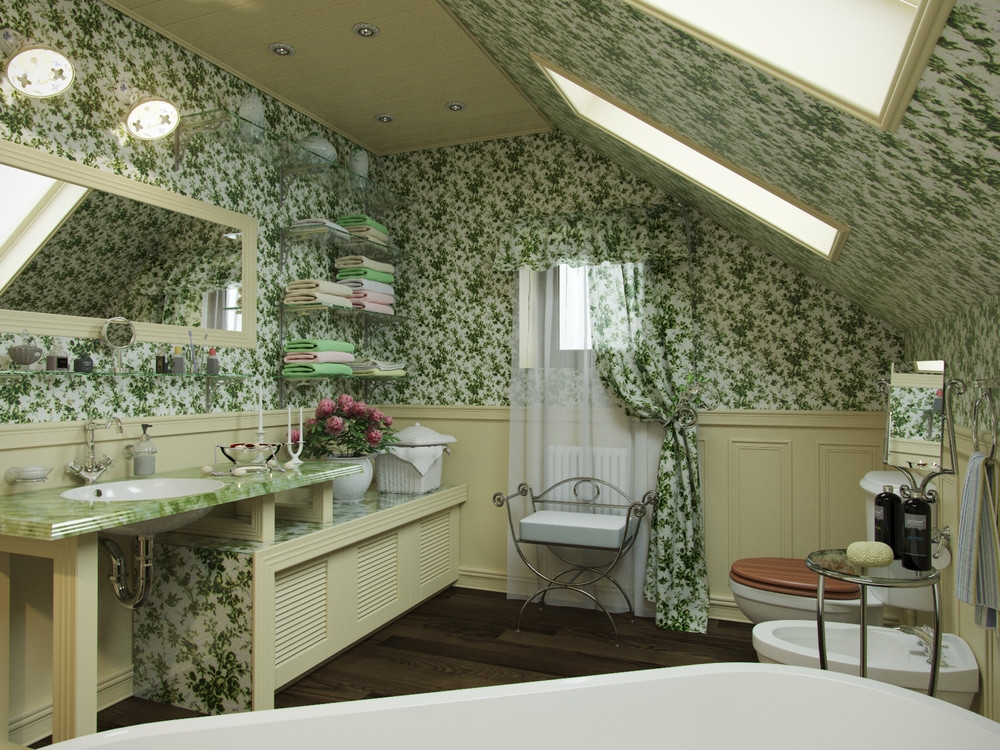 Как выбрать мебель для ванной комнаты?