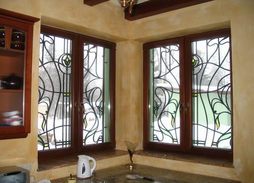 Виды стекол для окна