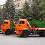 Услуги компании по вывозу мусора