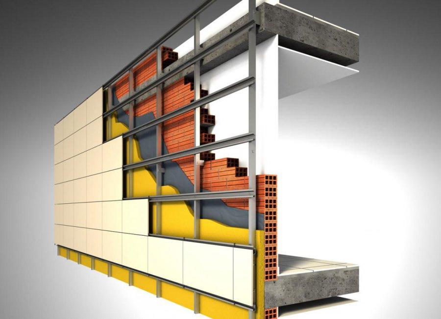 Вентилируемый фасад под ключ: на какой эффект рассчитывает заказчик