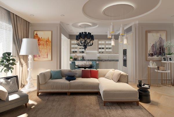 Несколько приемов, способных преобразить интерьер гостиной