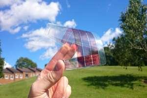 Сверхтонкие нанообои смогут вырабатывать электричество