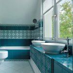 Как класть плитку в ванной, чтобы сэкономить
