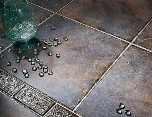 Выбираем керамическую плитку для ванной на пол
