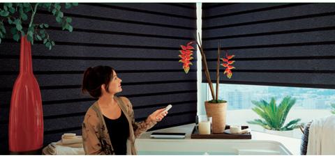 Электрокарнизы. умные окна в умном доме