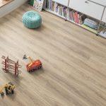 Пробковый пол, имитирующий деревянный: основные особенности покрыти