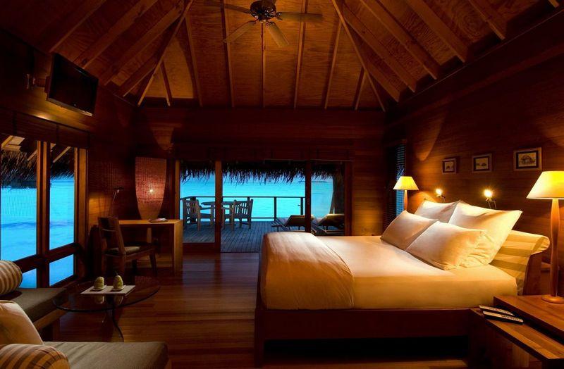 Интерьер дома в стиле бунгало: уютная хижина в современном мире