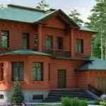 Возведение загородного дома: основные характеристики