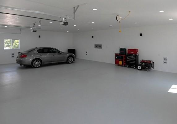 Бетонный пол в гараже и не только. Инструкция по укладке