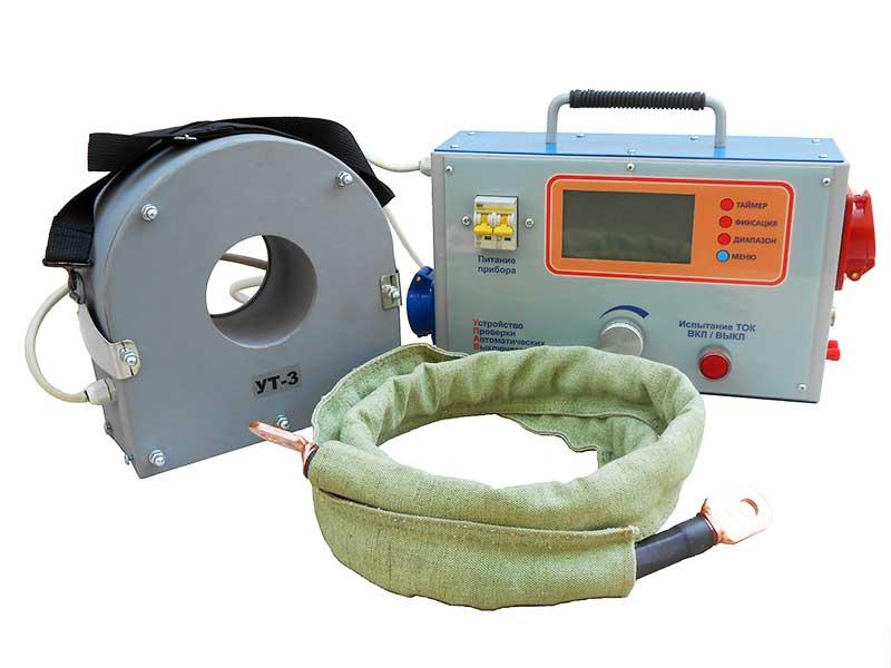 Устройство проверки автоматических выключателей УПА-3М: описание, назначение, приобретение