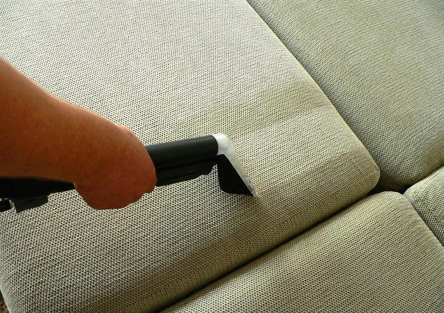 Профессиональный подход к химчистке мебели
