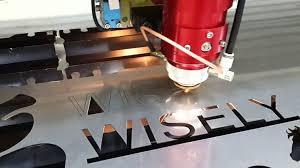 Особенности технологии лазерной резки металлов