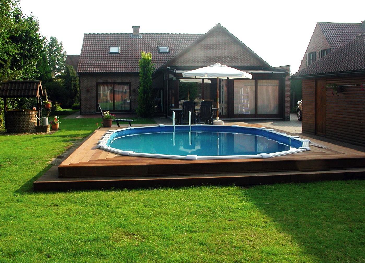 Покупка бассейна в компании vashbas.com для дачи в Одессе