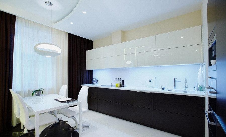 Где заказать кухню под заказ в Киеве: стиль, качество и долговечность кухонной гарнитуры в «Мебель-Престиж»