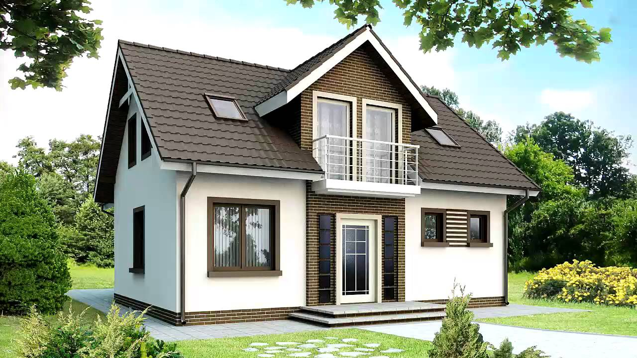 Популярные каркасные дома