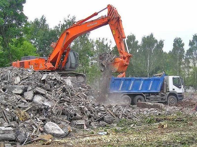 Не знаете, куда девать строительный мусор? Обращайтесь в «Датком»!