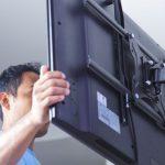 Кронштейн для телевизора на стену поворотный выдвижной: выбор и монтаж