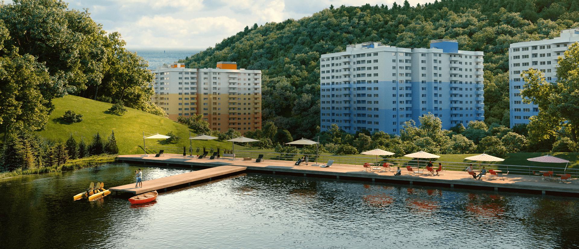 Жилой комплекс «Министерские озёра»