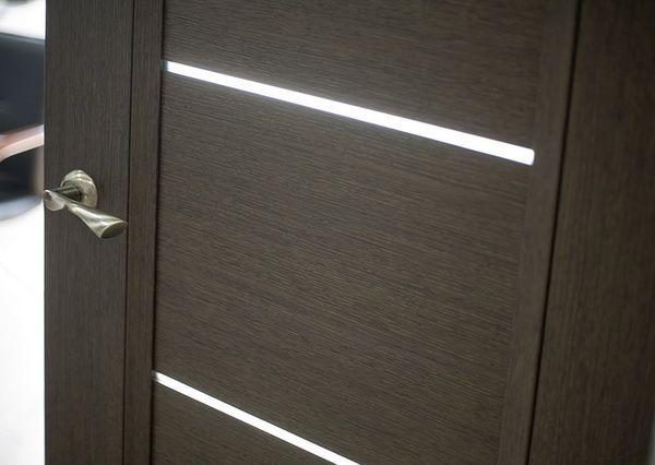 Недорогие ламинированные двери