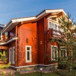 Может ли каркасный дом быть привлекательным и прочным?
