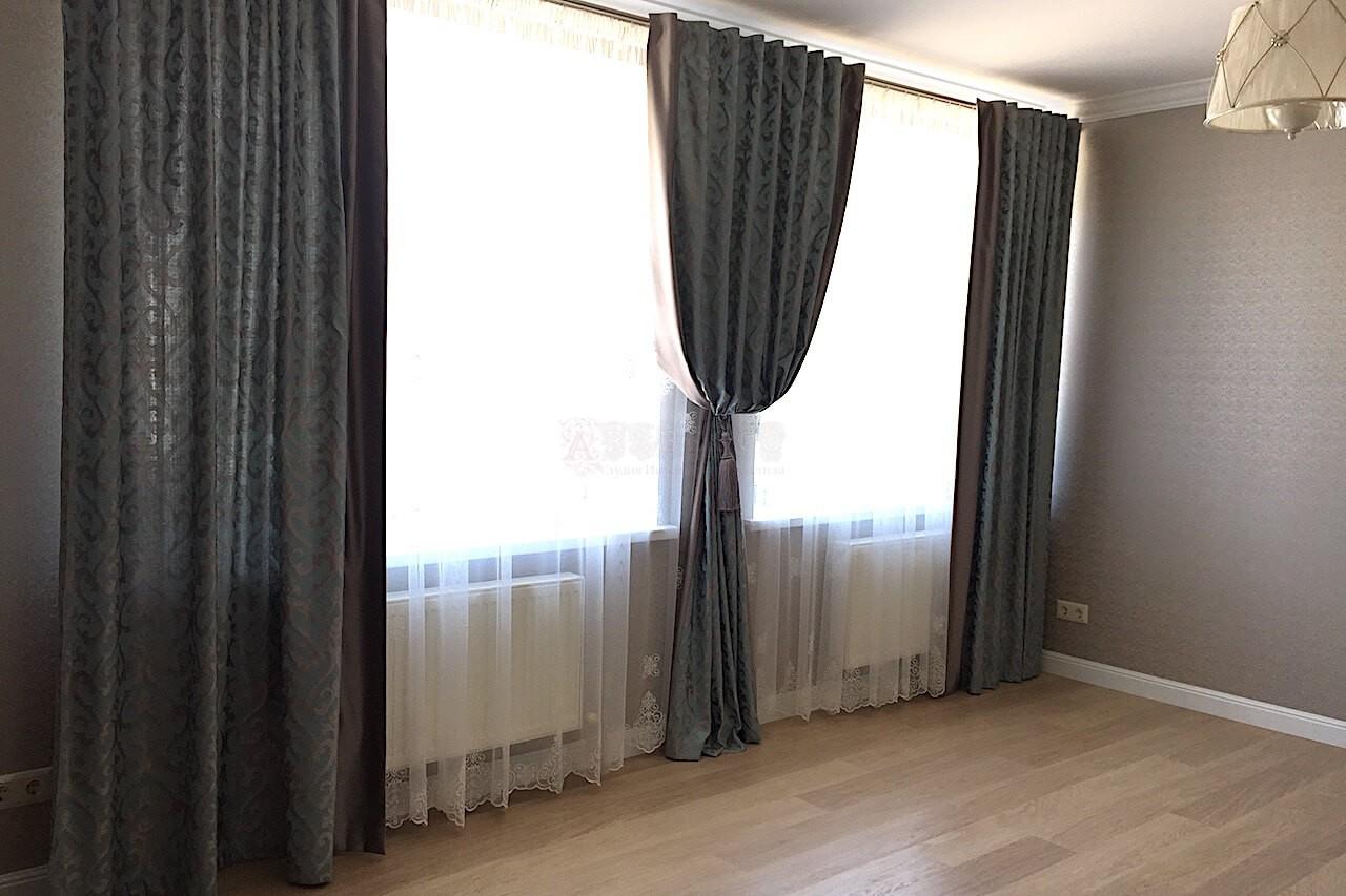 Пошив штор для квартиры в Киеве от Арабеско
