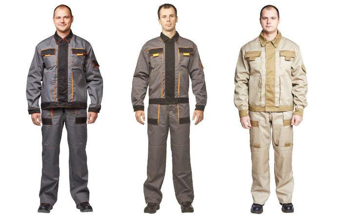 Строительная рабочая одежда
