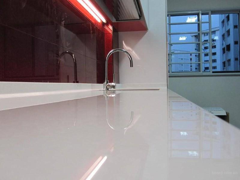 Как крепится столешница к кухонным столам и шкафчикам?