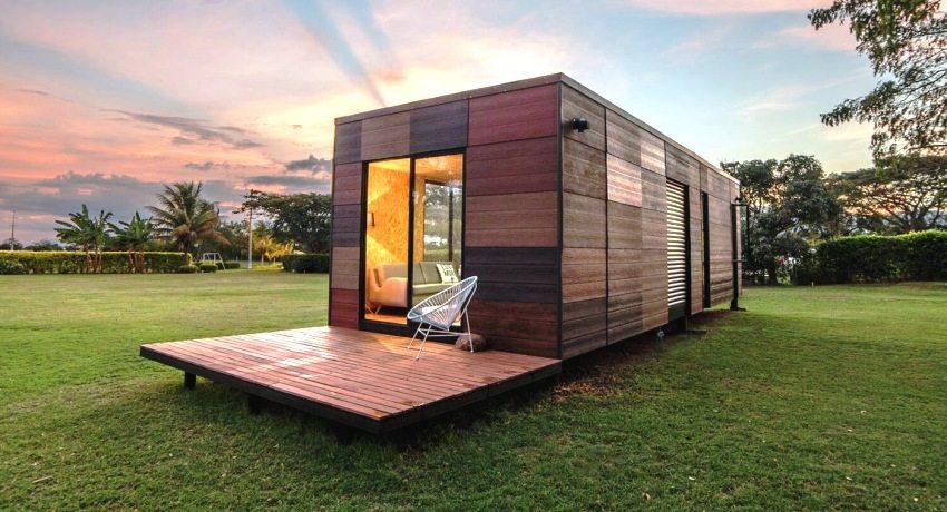 Модульные дома для круглогодичного проживания: современное доступное жилье