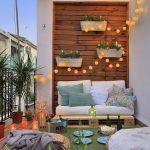 Какой может быть стильная и комфортная мебель для балкона?