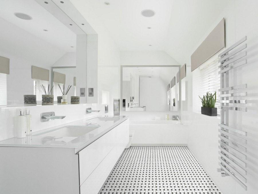 Полотенцесушитель для ванной: удобство и практичность в квартире и доме
